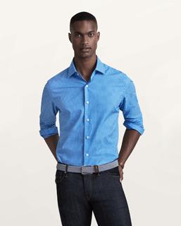 Robbie Brown Menswear for Shorter Men