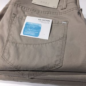 Modern Fit Cotton Pant