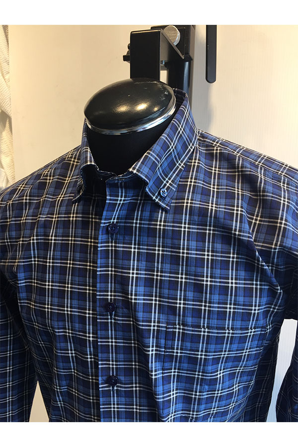 Modern Fit Dress Shirt